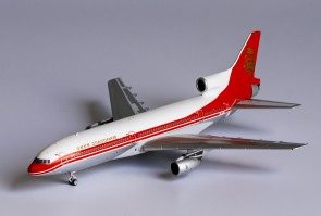 Drgn Air Lockheed L-1011-1 Tristar VR-HOD early 1990's livery die-cast NG Models 31022 scale 1:400