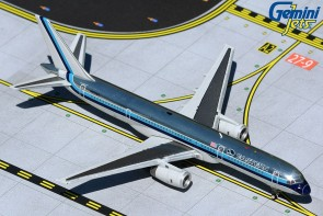 Eastern Air Lines Boeing 757-200 N502EA Gemini Jets GJEAL1981 scale 1:400