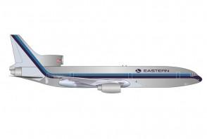 Eastern Lockheed L-1011-100 TriStar polished Herpa Wings 535632 scale 1:500