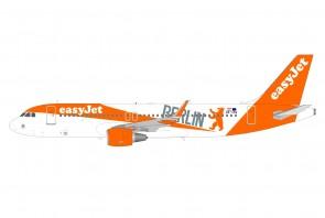 EasyJet Europe Airbus A320-200 OE-IZQ InFlight/B-Models B-320-IZQ scale  1:200