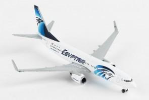 Egypt Air Boeing 737-800 SU-GEJ Herpa Wings 533546 scale 1:500