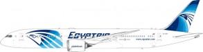 EgyptAir Boeing 787-9 Dreamliner SU-GER Phoenix 11538 scale 1:400 مصر للطيران