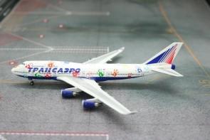EI-XLK  Transaero 747 phoenix ТРАНСАЭРО