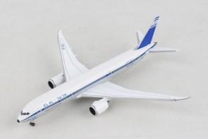 EL AL Boeing 787-9 Retro 4X-EDF Herpa Wings 533201 scale 1:500