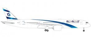 El Al Boeing B787-9 Dreamliner 4X-EDA die-cast Herpa 531214 scale 1:500