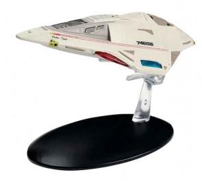 Starfleet Delta Flyer Star Trek Universe EagleMoss Die-Cast EM-ST0038