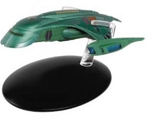 Romulan Shuttle Star Trek Universe Eagle Moss Die-Cast EM-ST0077