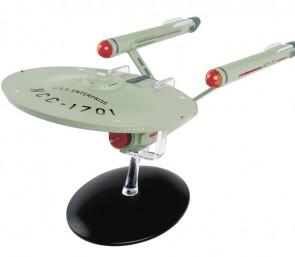 Mega Size, USS Enterprise NCC-1701-B EM-STMG01 Captain James Kirk