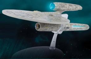 USS Kelvin NCC-0514 Star Trek Universe EagleMoss Die-Cast EM-STSP05