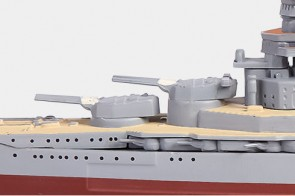 IJN battlecruiser Hiei – 1935 EMGC37 EagleMoss Scale 1:1100
