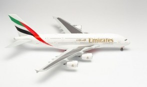 Emirates Airbus A380-800 A6-EVN Herpa 555432-003 scale 1:200
