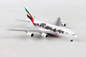 Gemini Jets Emirates Airbus A380-800 Emirates Fa Cup GJUAE1595 1//400 REG#A6-EER