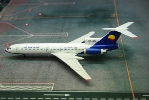 EP-LBR TU-154M 1-200 Kish Air