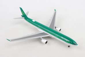 "Aer Lingus Airbus A330-300 EI-FNH ""Laurence O 'Toole / Lorcan"" Tuathail"" Herpa 531818 1:500"