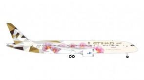 Etihad Boeing 787-9 Dreamliner A6-BLK Choose Japan 534611 scale 1:500