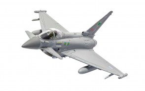 Eurofighter Typhoon FGR.4 IX(B) Squadron Lossiemouth Scotland May 2019 Corgi CG36410 Scale 1:72
