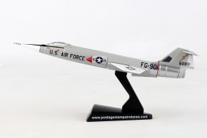 F-104 Starfighter 479th Tactical Fighter Wing diecast Postage Stamp PS5377-3 scale 1:120