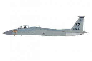 F-15C Eagle 'Chaos' 44th FS Vampire Bats CENTCOM AOR Sept 2020 Hobby Master HA4529W scale 1:72