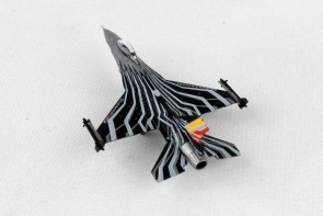 F-16AM Belgian Air Force Solo Display Team Lockheed Martin FA-123 Herpa 558990 scale 1:200