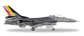 F-16AM Belgian Air Force Aerobatic  Team FA-123 Herpa 558990 scale 1:200