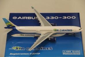 Air Caraibes Airbus A330-300 F-HPTP Phoenix 11329 Die-Cast Scale 1:400