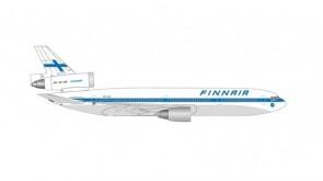 Finnair  DC-10-30 Herpa Wings 534628 scale 1:500
