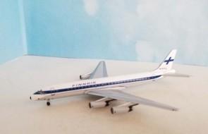 Finnair Douglas DC-8-62 OH-LFZ die-cast Aeroclassics AC419996 scale 1:400