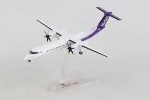 Flybe Bombardieer Q400 G-JECP die-cast Herpa 559829 scale 1:200