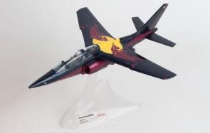 Flying Bulls Dassault-Breguet-Dornier Alpha Jet A Herpa 580496 scale 1-72