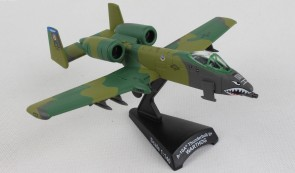 Flying Tigers A-10 Thunderbolt Postage Stamp PS5375-4 scale 1:140