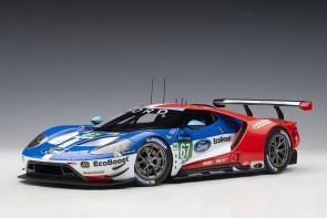 Ford GT Le Mans 2017 P.Derani/A.Priaulx/H.Tincknell #67 AUTOart 81710 die-cast model scale 1:18 (