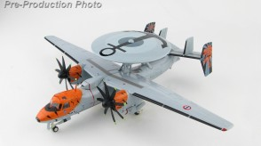Ferench Navy E-2C Hawkeye Tiger Meet die cast Hobby Master HA4815 scale 1:72