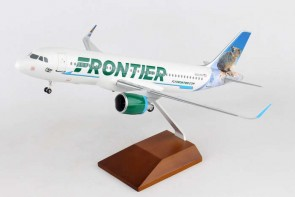SKR8350  Frontier A320neo Choo the Pika registration N331FR Skymarks Supreme SKR8350 scale 1-100