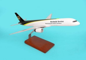 UPS B757-200F Executive Series G12310 scale 1:100