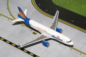 Allegiant Air Airbus A320 Reg# N221NV Gemini 200 G2AAY458 Scale 1:200