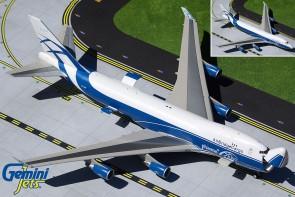 AirBridge Cargo Air Boeing 747-400ERF VP-BIM  Gemini200 G2ABW934 interactive series scale 1:200