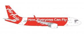 Thai Air Asia A320-200S Sharklets Reg# HS-BBH Gemini G2AIQ641 Scale 1:200