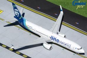 "Alaska ""One World"" Boeing 737-900 N487AS Gemini Jets G2ASA1015 scale 1:200"