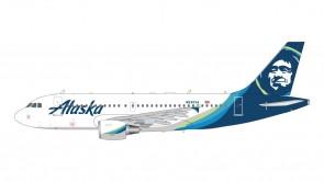 Alaska Airlines A319 N530VA  G2ASA830 Gemini 200  Scale 1:200
