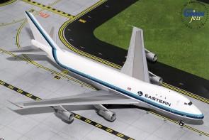 Eastern Boeing 747-100 Polished N735PA Gemini JetsG2EAL747 Scale 1:200