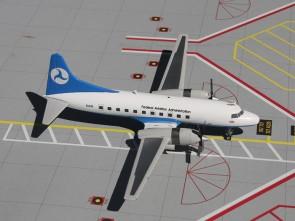 FAA CONVAIR CV-580 N49    1:200 G2ASA252