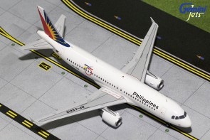 Philippine  Airbus A320-200 (75th. Anniversary) RP-C8619 G2PAL616 Gemini Jets Scale 1:200
