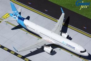 Air Transat Airbus A321neo C-GOIH Gemini 200 G2TSC936 die-cast scale 1:200