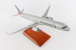 American Airbus A321 Sharklets Crafted Executive Series G51100 scale 1:100