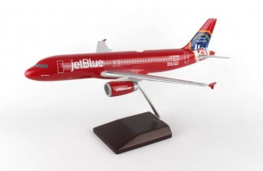 jetBlue FDNY Airbus A320 Registration N615JB Crafted Executive Series G60100E Scale 1:100