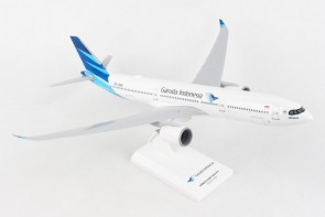 Garuda Indonesia Airbus A330-900neo PK-GHG stand Skymarks SKR1060 scale 1:200