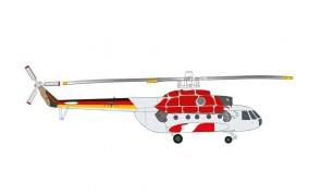 German Army Mil Mi-8P Helicopter die cast Herpa 571197 scale 1:200