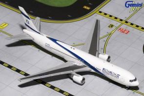 El Al Boeing B767-300ER 4X-EAN Gemini GJELY1270 Scale 1:400