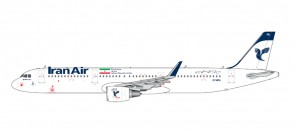 Iran Air Airbus A321-200 Sharklets EP-IFA Gemini Jets GJIRA1646 Scale 1:400