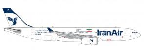 Iran Air A330-200 New Livery Reg# EP-IJA Gemini Jets GJIRA1652 Scale 1:400